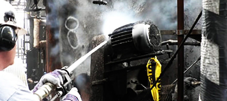 Special cleaning, sales of machines for dry ice blasting – Poland